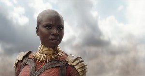Q 25. Okoye is a part of which force?