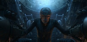 Q 30. Who Does Ebony Maw Work For?